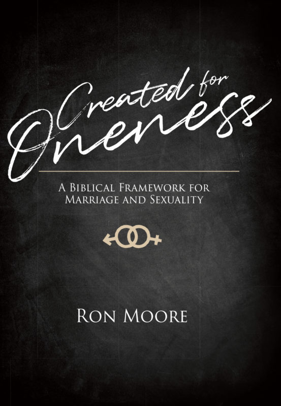 Created for Oneness